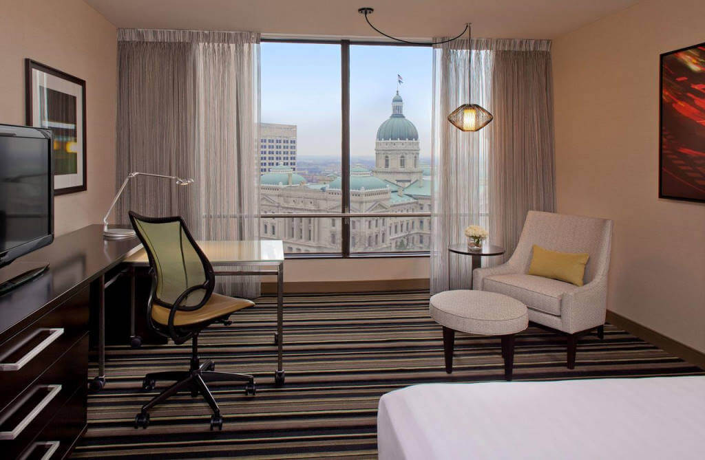 Hyatt Regency Indianapolis at State Capitol - by Booking
