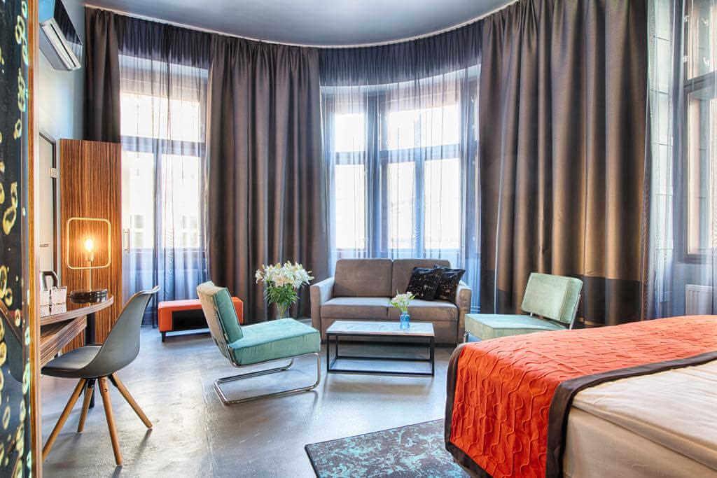 NYX Hotel Prague by Leonardo Hotels - by Booking