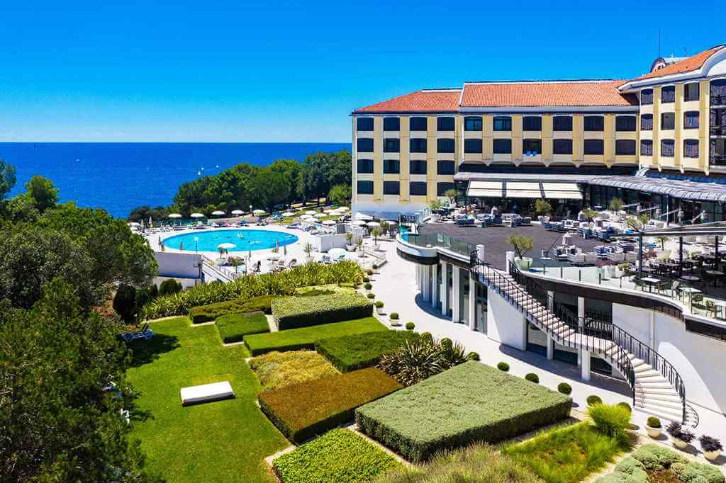 Park Plaza Histria Pula - by Booking