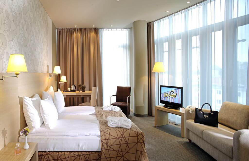 Rixwell Elefant Hotel with FREE Parking - by Booking