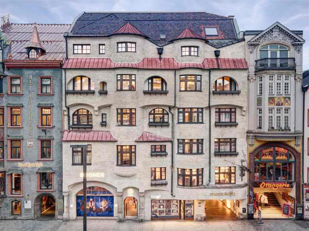 STAGE 12 Hotel By Penz, Innsbruck - by Booking