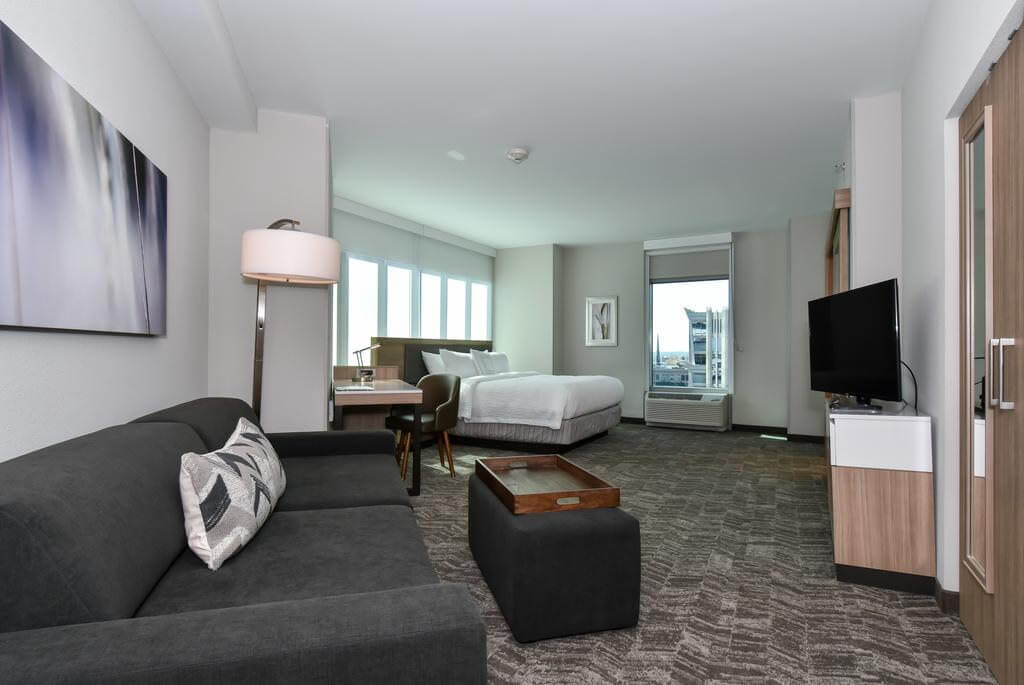 SpringHill Suites by Marriott Charlotte Uptown - by Booking