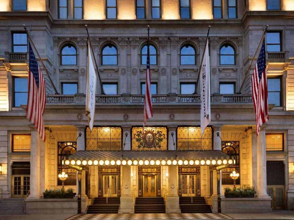 The Plaza, New York City - by Booking.com