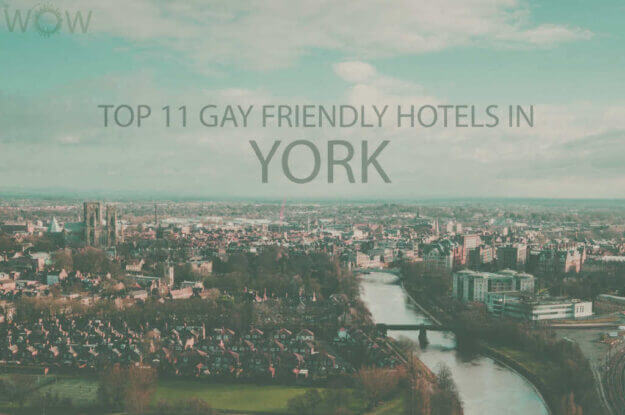Top 11 Gay Friendly Hotels In York