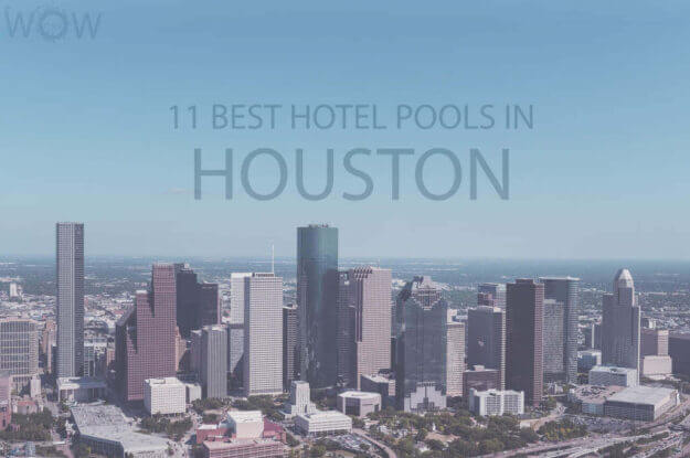 11 Best Hotel Pools In Houston