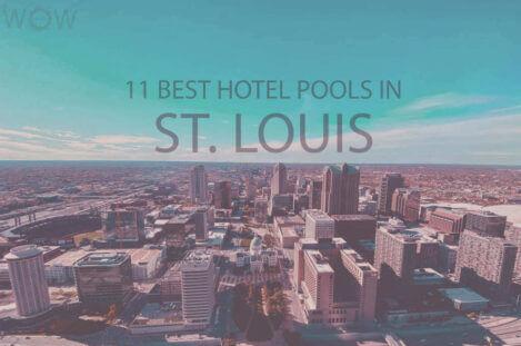 11 Best Hotel Pools In St. Louis