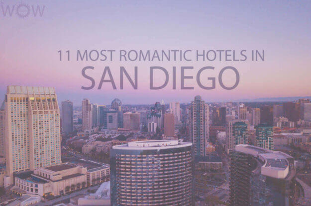 11 Most Romantic Hotels in San Diego