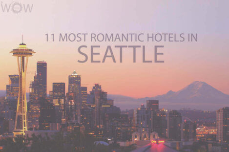 11 Most Romantic Hotels in Seattle