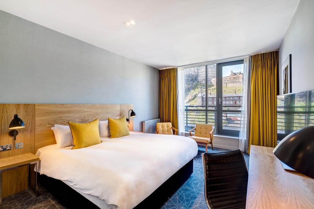 Apex Grassmarket Hotel, Edinburgh - by Booking
