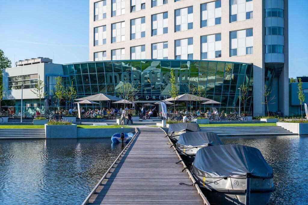 Best Western Plus Hotel Groningen Plaza - by Booking