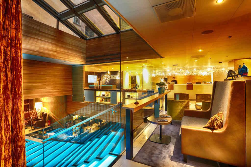 Hotel Klaus K, Helsinki - by Booking