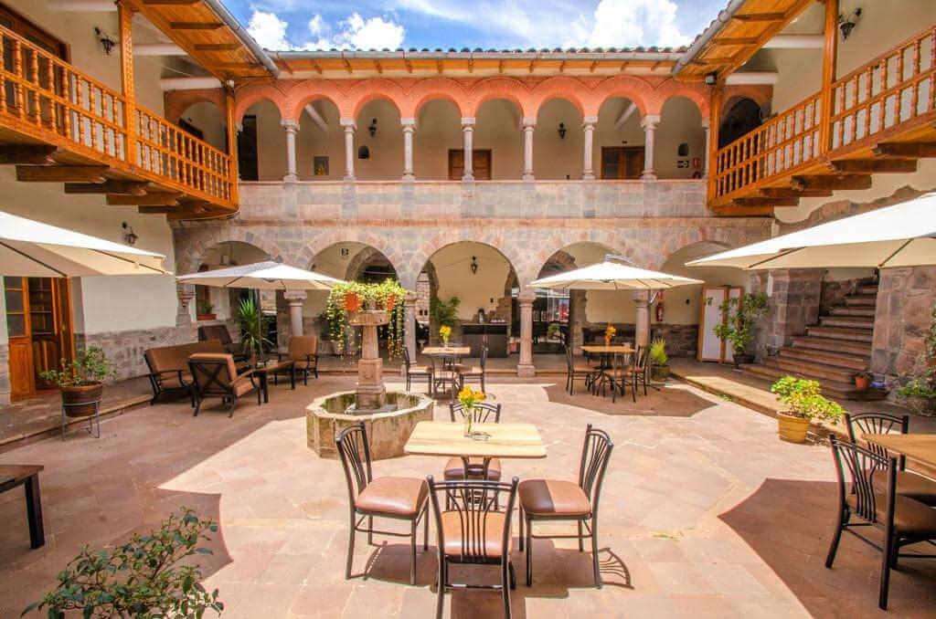 Hotel Tupac Yupanqui - by Booking
