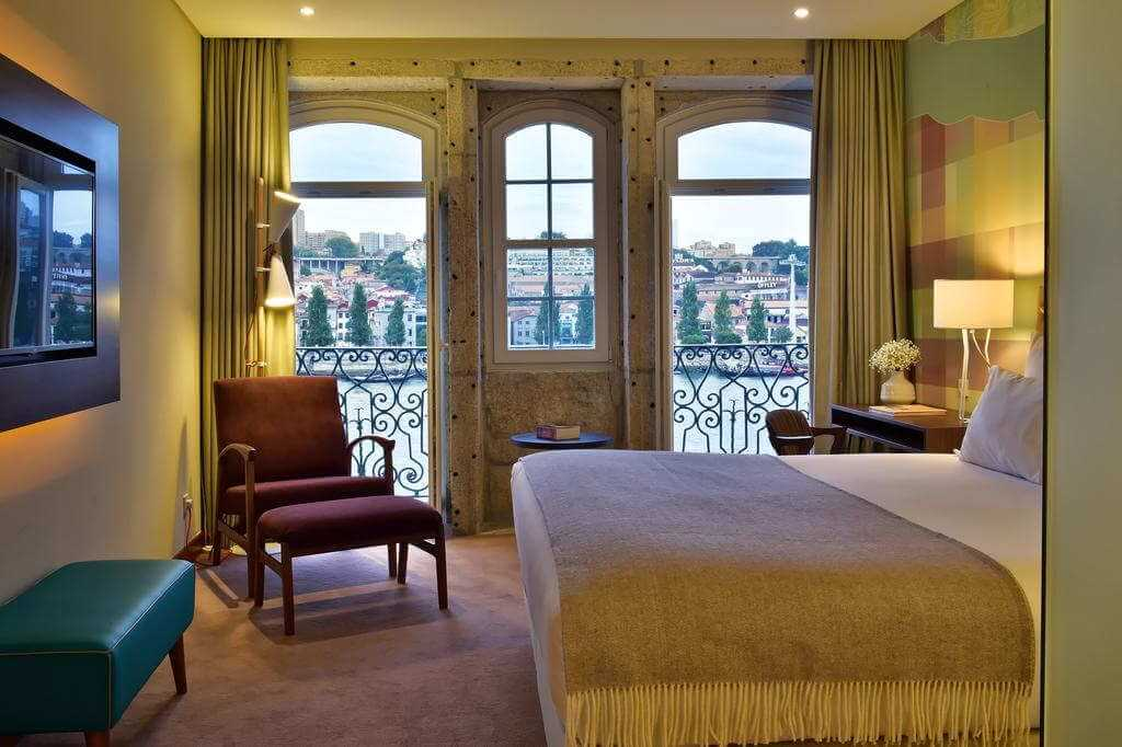 Pestana Vintage Porto Hotel, Porto, Portugal - by Booking