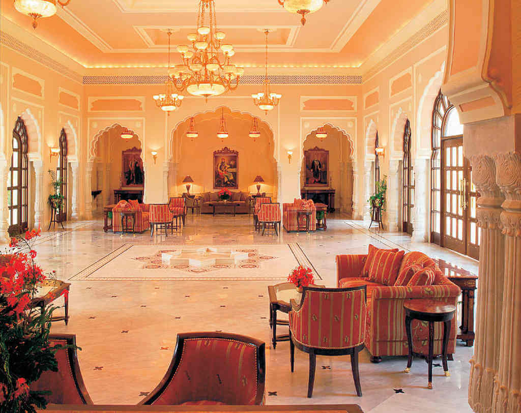 Rambagh Palace, Jaipur - by Booking