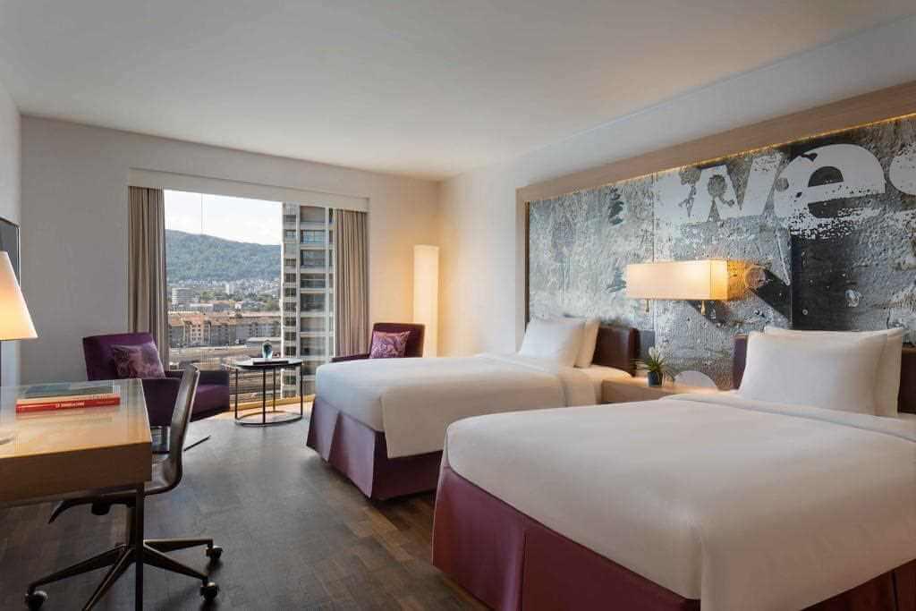 Renaissance Zurich Tower Hotel - by Booking