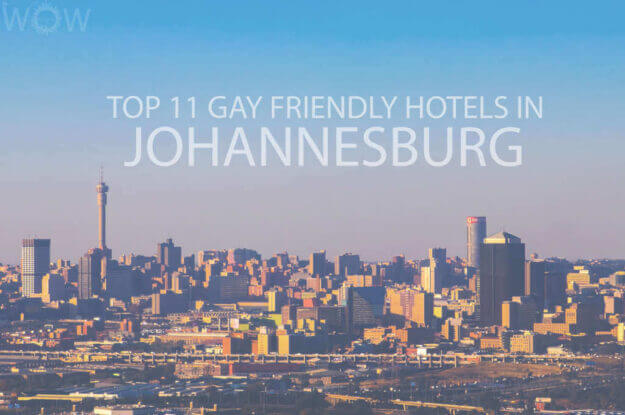 Top 11 Gay Friendly Hotels In Johannesburg