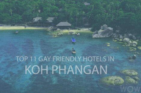 Top 11 Gay Friendly Hotels In Koh Phangan