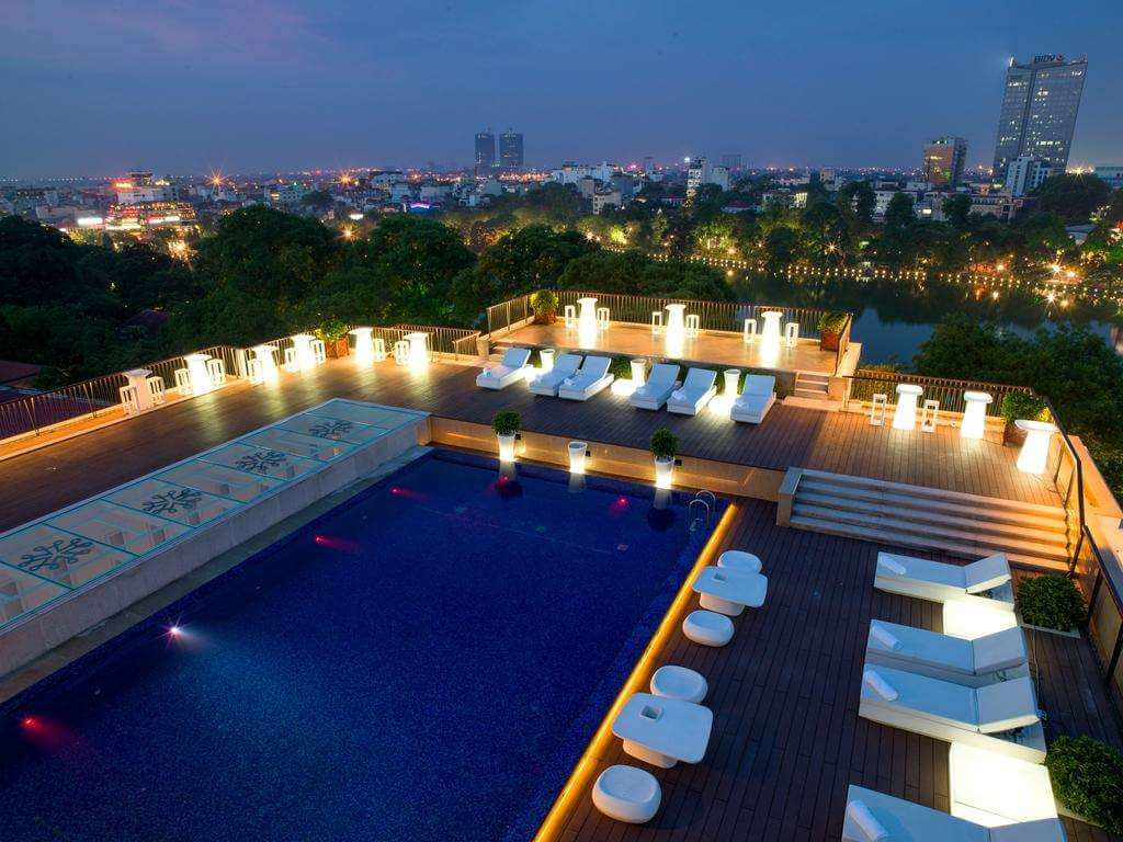 Apricot Hotel, Hanoi - by Booking