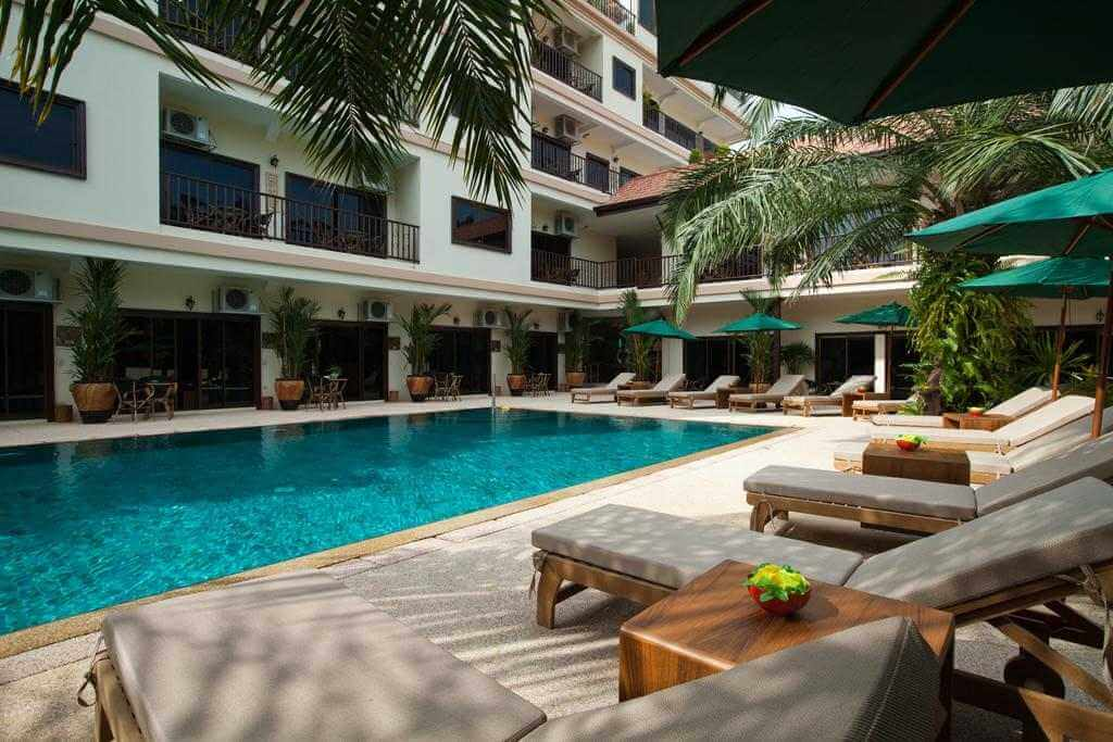 Baan Suoy Resort, Pattaya South - by Booking