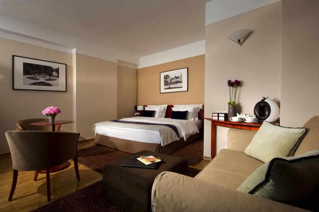 Best Western Premier Hotel Slon - by Booking