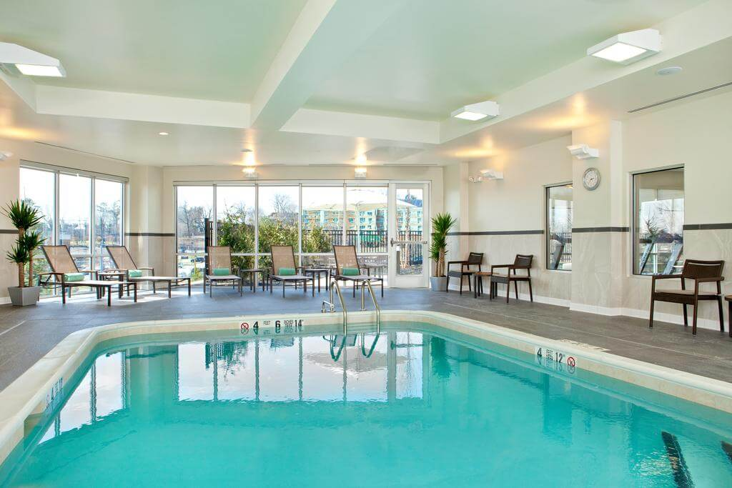 Courtyard by Marriott Yonkers Westchester County - by Booking