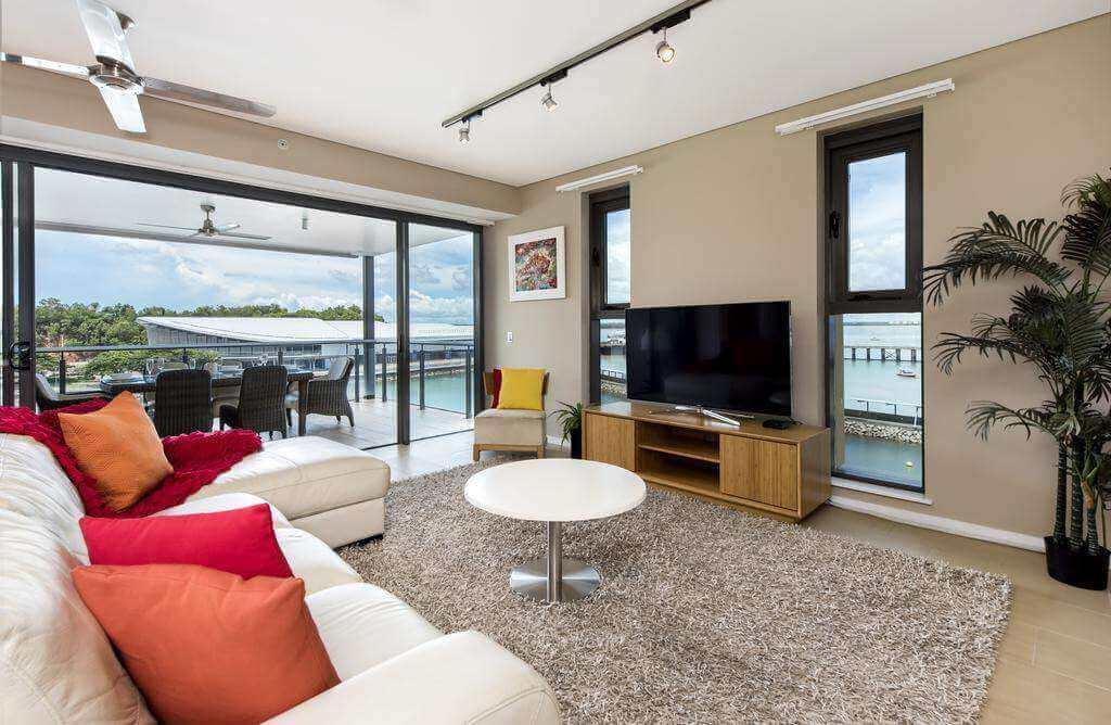 Darwin Waterfront Luxury Suites - by Booking