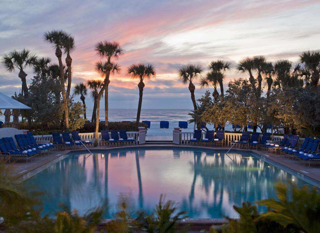 The Don CeSar Hotel, St Petersburg - by Booking