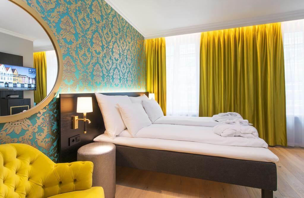 Thon Hotel Rosenkrantz Bergen - by Booking