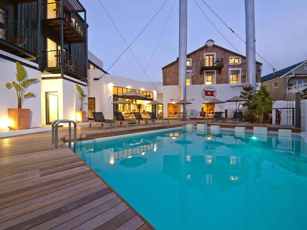 Turbine Hotel & Spa, Knysna - by Booking
