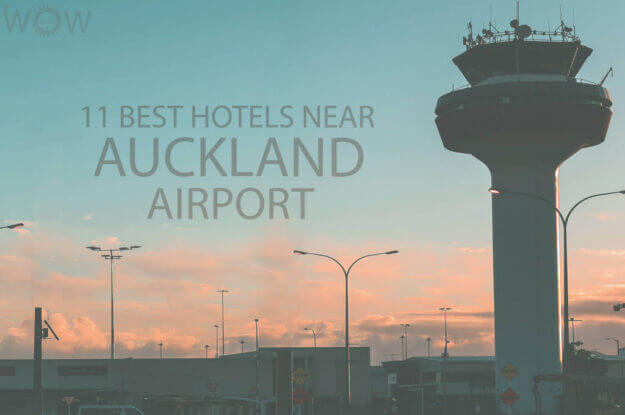 11 Best Hotels Near Auckland Airport
