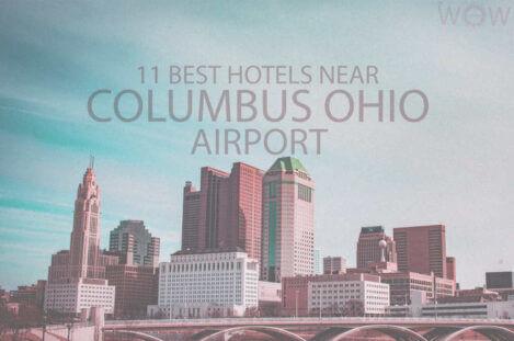 11 Best Hotels Near Columbus Ohio Airport