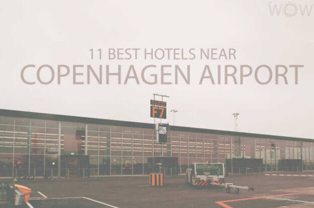 11 Best Hotels Near Copenhagen Airport