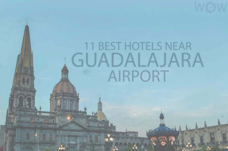 11 Best Hotels Near Guadalajara Airport