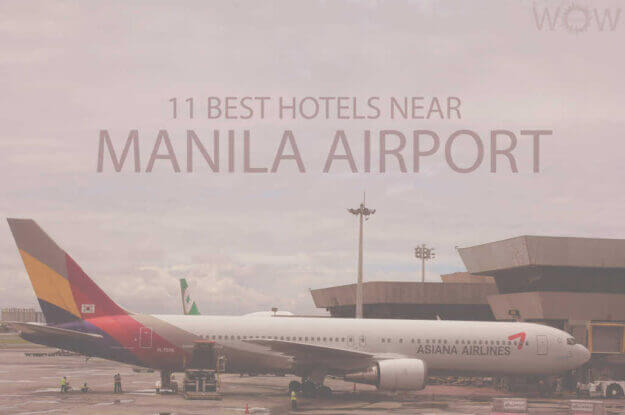 11 Best Hotels Near Manila Airport