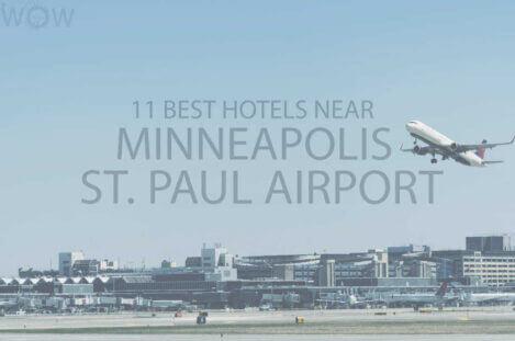 11 Best Hotels Near Minneapolis St. Paul Airport