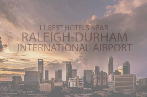 11 Best Hotels Near Raleigh Durham International Airport