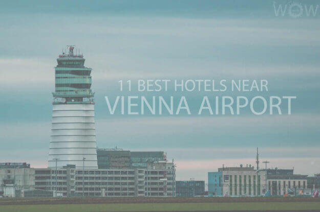 11 Best Hotels Near Vienna Airport