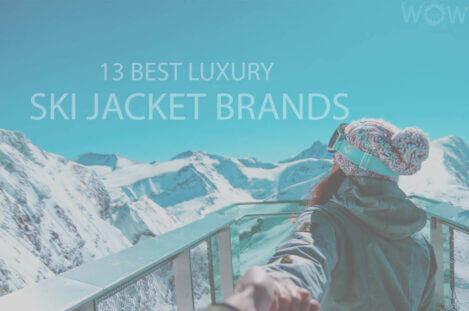 13 Best Luxury Ski Jacket Brands