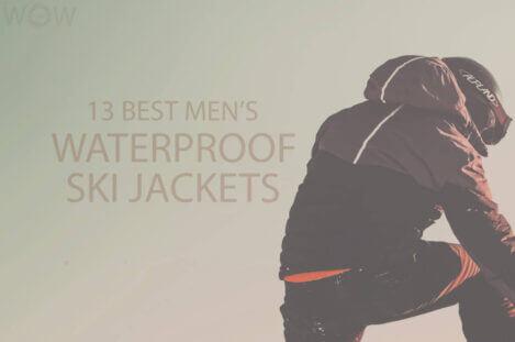 13 Best Men's Waterproof Ski Jackets