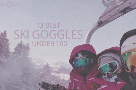 13 Best Ski Goggles Under 100