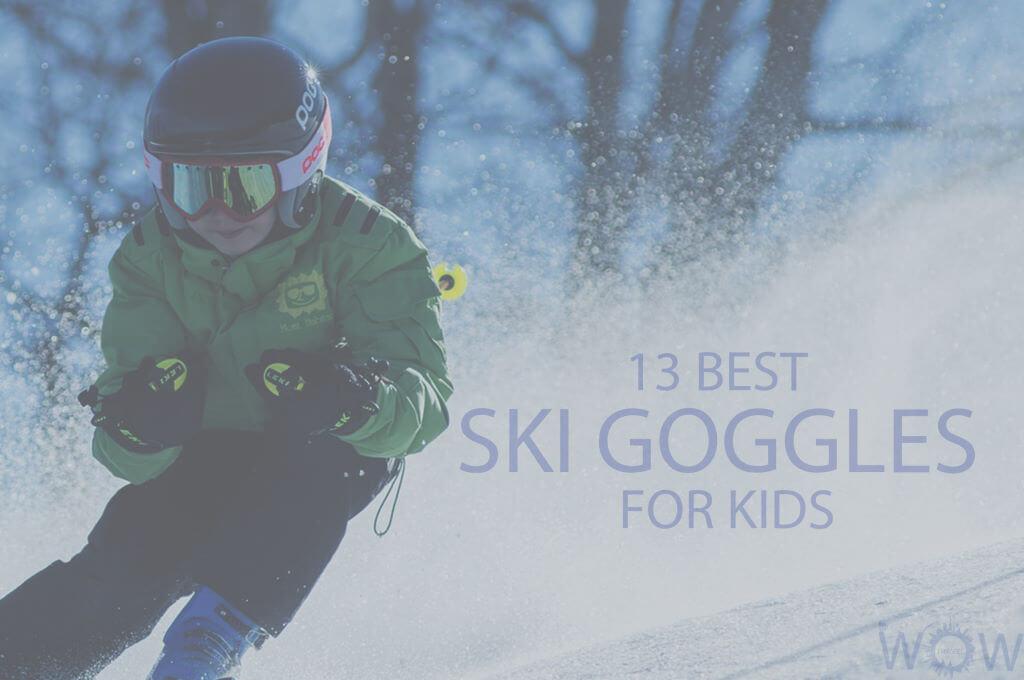 13 Best Ski Goggles for Kids