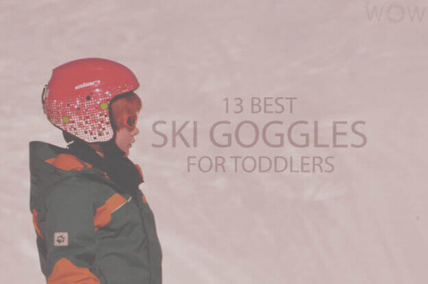 13 Best Ski Goggles for Toddlers