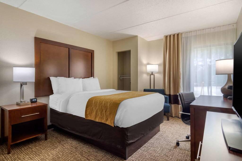 Comfort Inn Atlanta Airport - by Booking