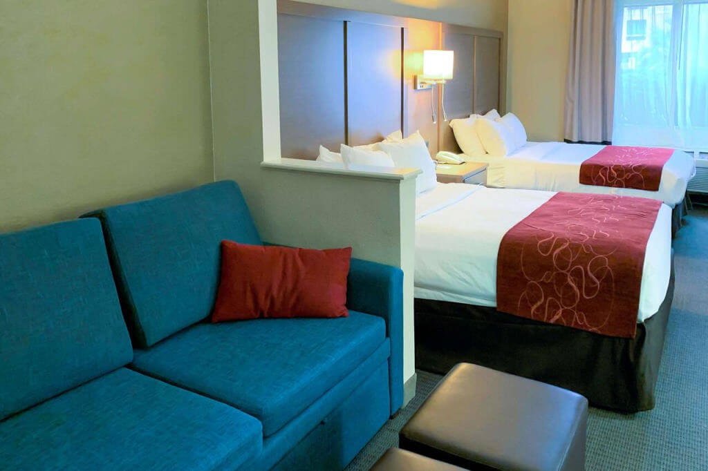 Comfort Suites Bush Intercontinental Airport - by Booking