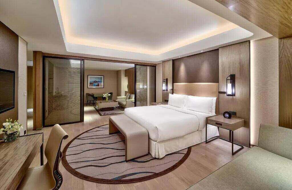 Conrad Manila - by Booking