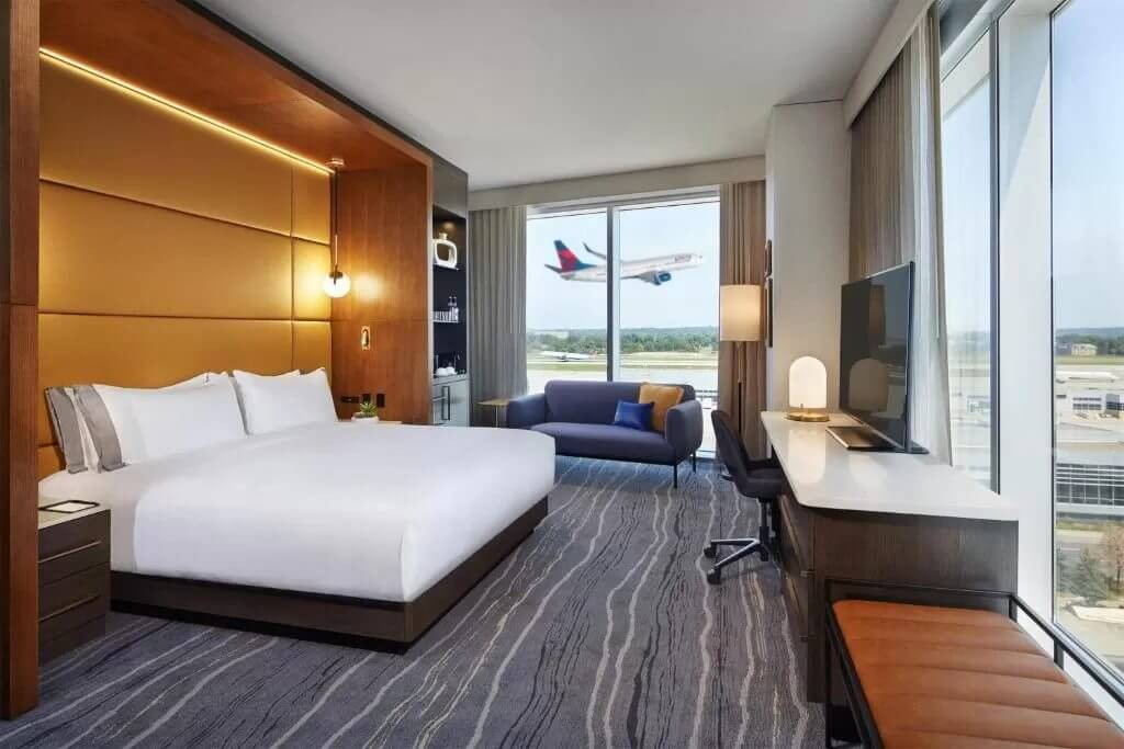 InterContinental Minneapolis St Paul Airport - by Booking