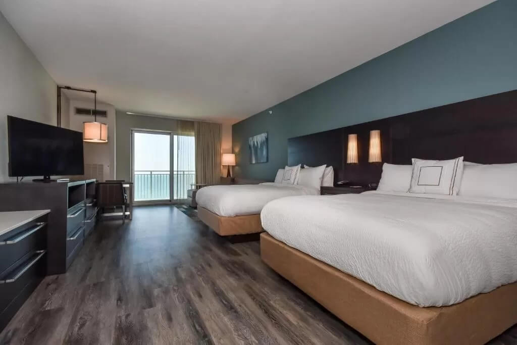 Residence Inn by Marriott Myrtle Beach Oceanfront - by Booking
