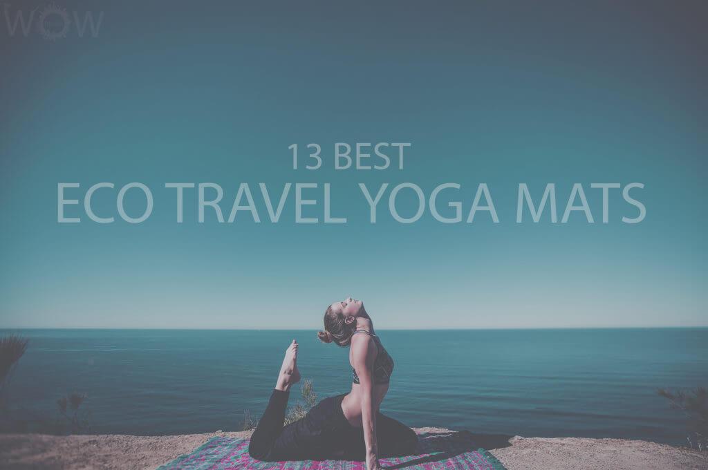 13 Best Eco Travel Yoga Mats