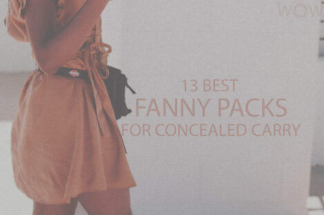 13 Best Fanny Packs for Concealed Carry