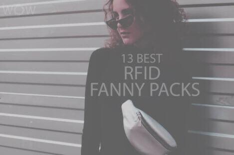 13 Best RFID Fanny Packs